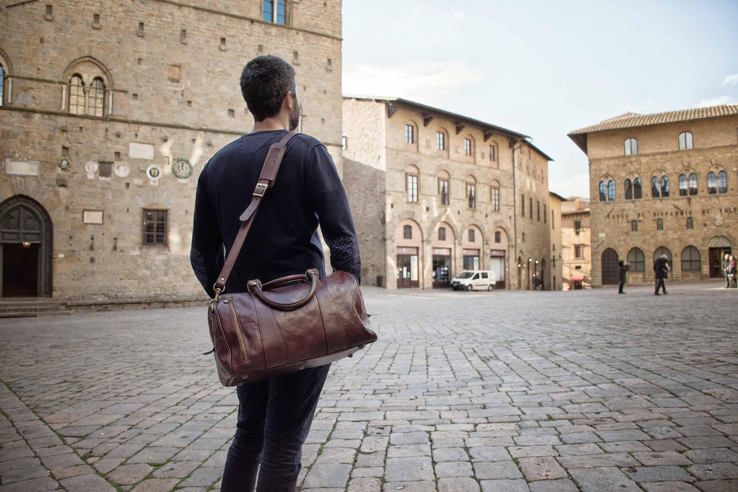 Borsa Michelangelo - Volterra