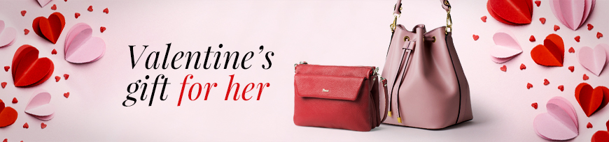 Valentine's Day: gifts for her