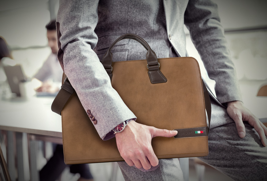 5 Professional Leather Business Bags For A Sharp And Stylish
